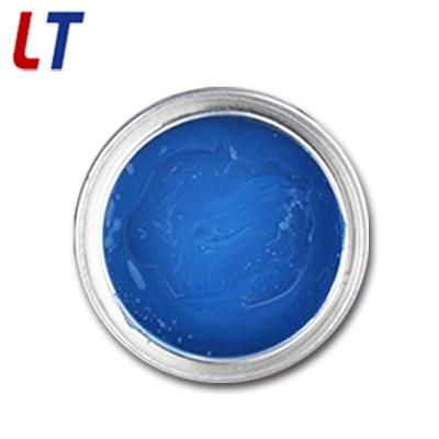 专业供应色浆 各种颜色色浆 湖蓝色浆