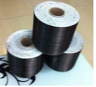 碳纤维无胶丝图片