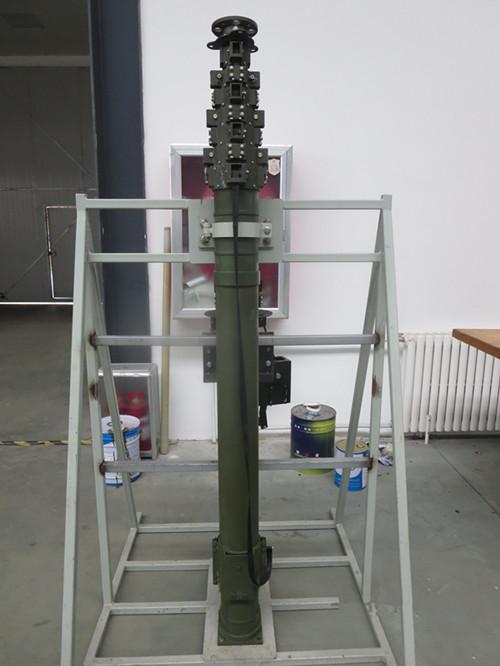 碳纤维升降杆图片