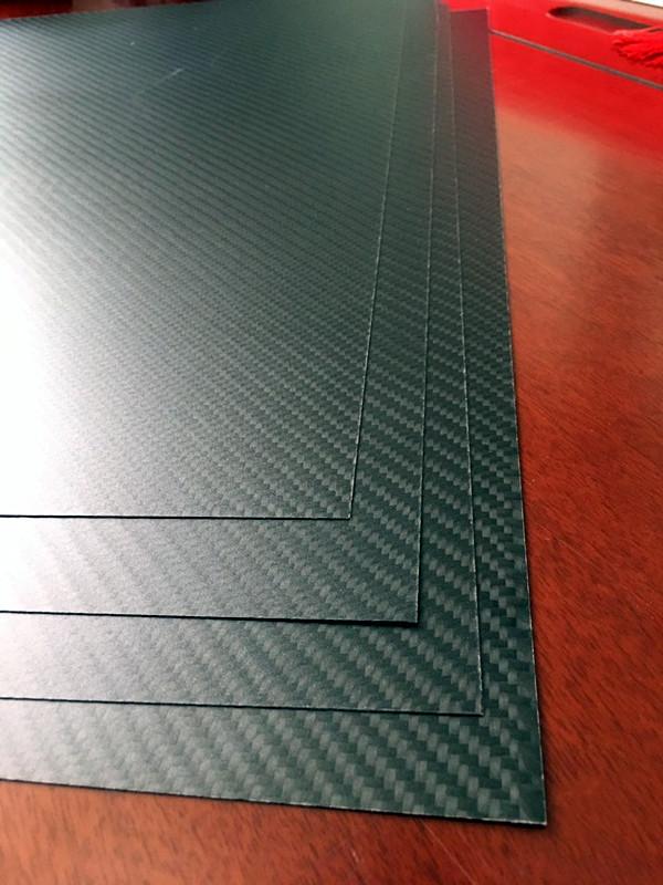 碳纤维板材图片