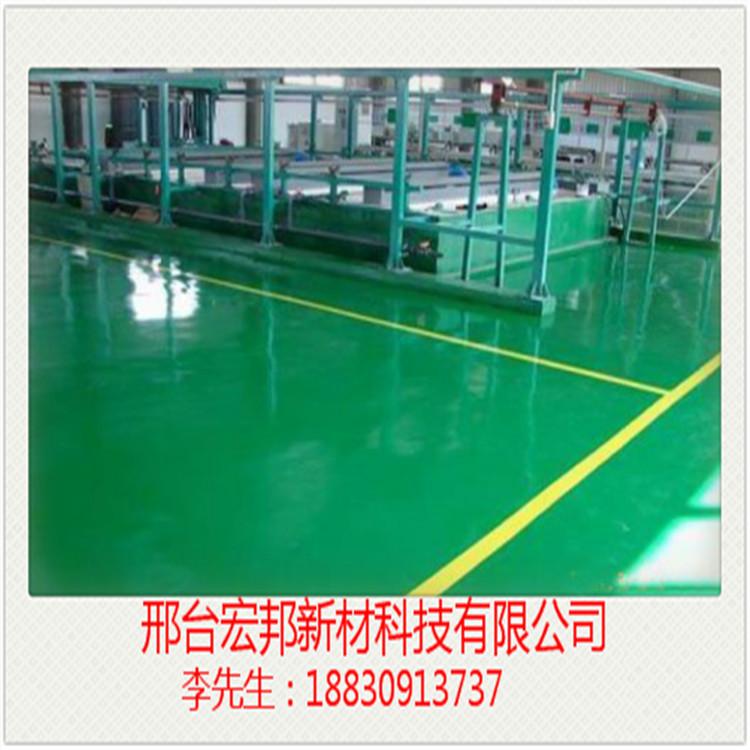 玻璃钢地面防腐工程图片