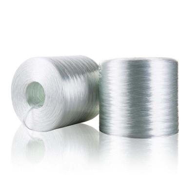 无碱板材纱 泰安聚力玻纤纱  巨石纱 环保增强板材纱 价格电议图片