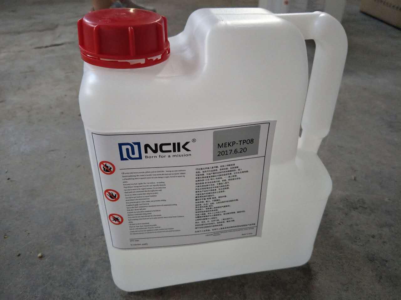 库克固化剂TP08用于胶衣、水晶,符合国际标准图片