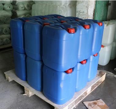 玻璃钢不饱和树脂促进剂 夹砂管道 树脂工硬化剂 价格电议图片