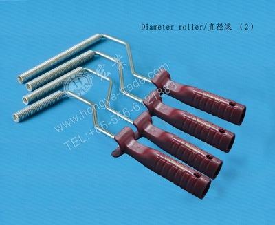 玻璃钢手糊工具 可在丙酮内清洗 铝制 消泡 厂家直销直径滚图片