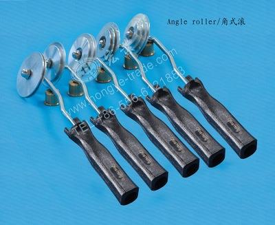 玻璃钢手糊工具 铝制 可在病痛内清洗 消泡 角式滚图片