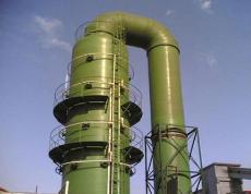 玻璃钢脱硫塔      具体价格电议图片