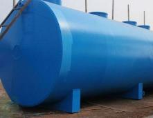 玻璃钢一体化污水处理设备 具体价格电议图片