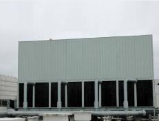 玻璃钢喷雾型冷却塔   具体价格电议图片