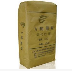 上海飞艳 氧化铁黄 F313 800 价格电议图片