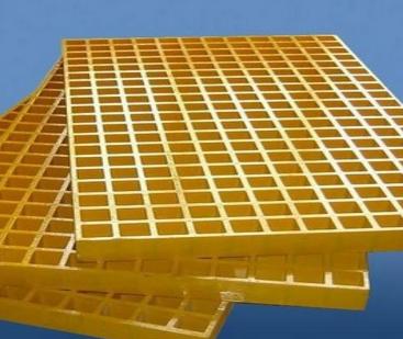 格栅板 50#1220*3660 玻璃钢洗车板 地漏板 价格电议图片