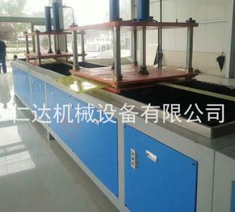 液压式拉挤机 碳纤维拉挤生产线 碳纤维复合型材拉挤成型设备 价格电议图片