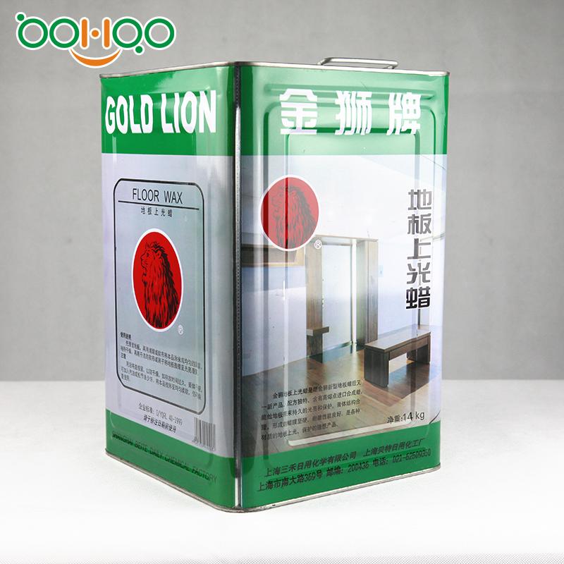 【热销爆款】金狮地板蜡 玻璃钢脱模 地板清洁 打磨抛光护理蜡图片
