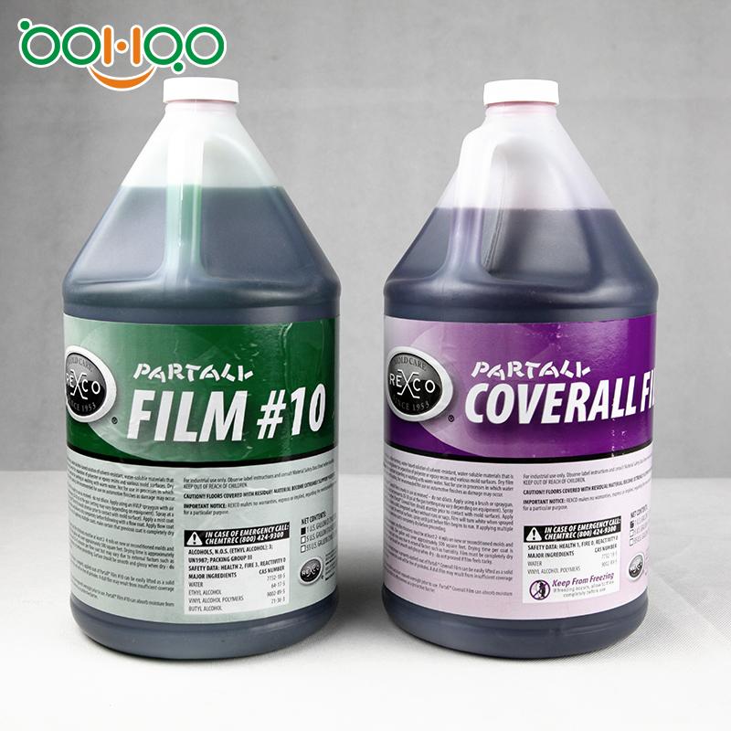 【性价比之选】 REXCO派脱万能膜 紫色脱膜水 玻璃钢模具专用脱模剂图片