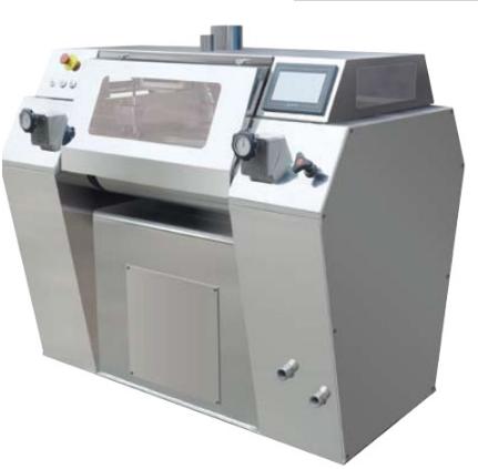 YSH400液压三角形三辊研磨机 价格电议图片