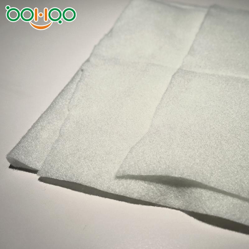 【玻璃钢辅料】 吸附胶毡 真空导入透气毡 聚酯纤维导气毡图片