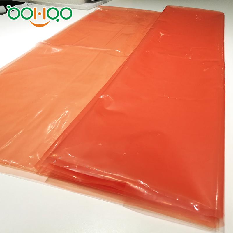 【真空成型】薄膜袋 玻璃钢真空成型压延薄膜 耐高温热压树脂薄膜图片