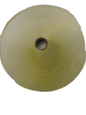 玻璃钢复合材料真空灌注导入用耐高温黄色密封胶带图片