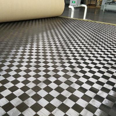 碳纤维展宽布图片