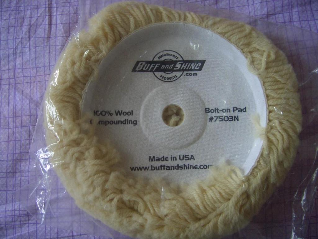 美国进口羊毛盘图片