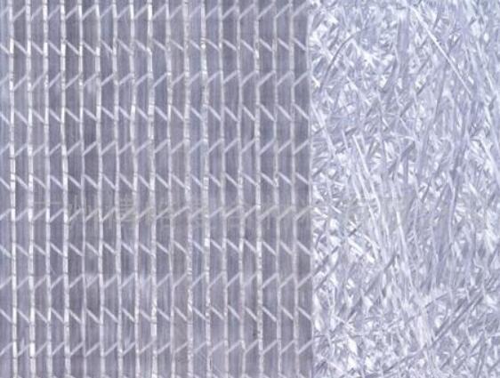 多轴向复合织物图片
