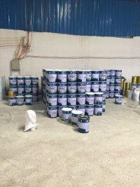 环氧树脂地坪面漆源华成专业从事环氧地坪施工销售,地坪材料等.图片