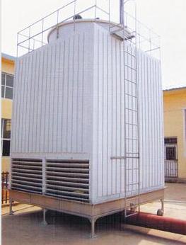 威远盛祥  WBBF-1000-4000系列方形半钢框架玻璃钢冷却塔