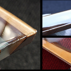 上海凯源  供应透明环氧涂层树脂   用于精美艺术品表面涂层图片