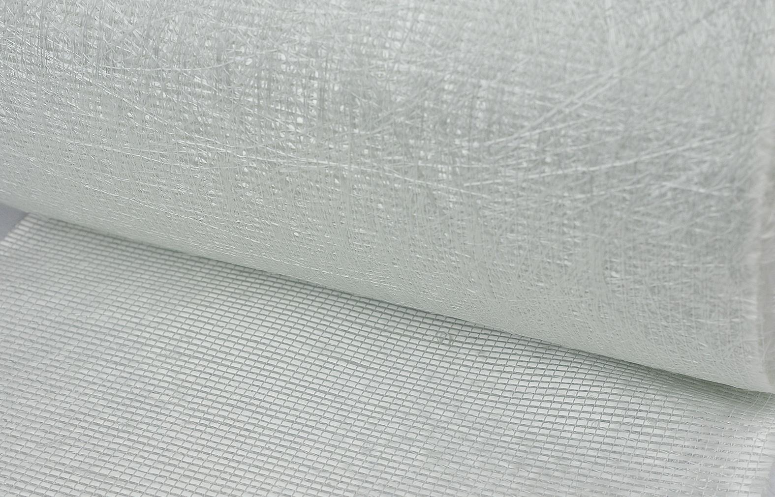 玻璃纤维缝编织物--单纬向织物图片