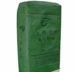 上海飞艳  868氧化铁绿  用于地坪 彩砖 沥青等  价格电议图片