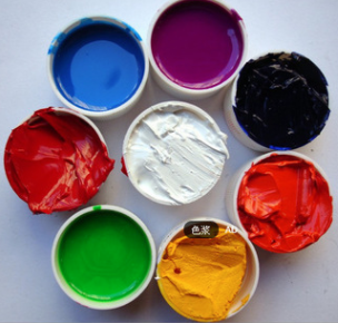上海飞艳  水性色浆  用于地坪 彩砖 沥青 油漆等  价格电议图片