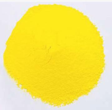 上海飞艳  501柠檬黄染料粉  用于涂料 油墨 色浆等  价格电议图片