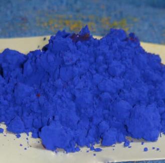 上海飞艳  465群青蓝颜料  用于油漆 涂料 橡胶等  价格电议图片