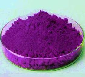 上海飞艳  永固紫23#  用于高档涂料 溶剂油墨等  价格电议图片