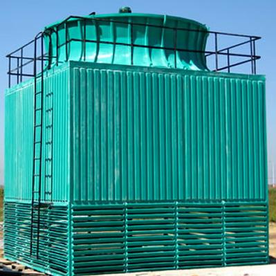 潍坊华日  方型逆流式玻璃钢冷却塔  用于化工行业  价格电议图片