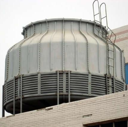 潍坊华日  圆形低噪声冷却塔  用于化工行业  价格电议图片