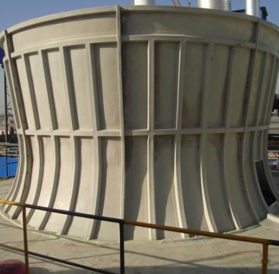 潍坊华日  冷却塔风筒  用于化工行业  价格电议