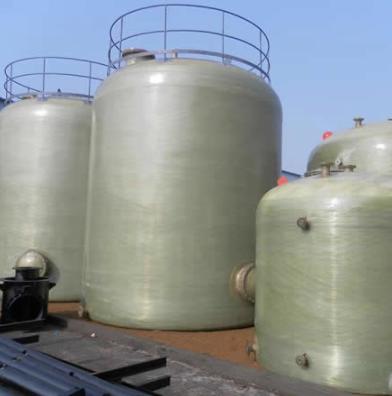 潍坊华日  食品级玻璃钢储罐  用于化工行业  价格电议