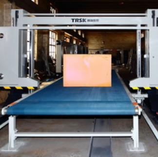 腾瑞  TR-HX数控海绵切割机  价格电议图片