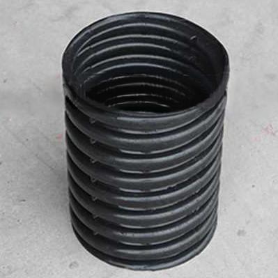 力通  HDPE埋地式单壁螺纹电力电缆保护管  价格电议图片
