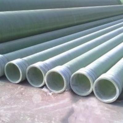 山东鲁恒  玻璃钢缠绕管道  用于饮用水输送 农业灌溉等  价格电议图片