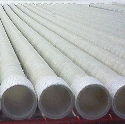 山东鲁恒  玻璃钢夹砂管道  用于饮用水 海水输送等  价格电议图片