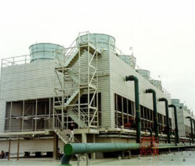 响水云龙  方形横流式玻璃钢冷却塔  用于各种工业  价格电议图片