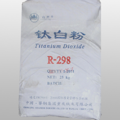 东莞明达  供应金红石型钛白粉R298  用于涂料 油墨  价格电议图片