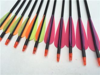 上海碳纤维管系列产品箭杆图片