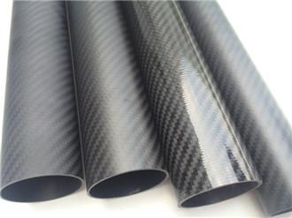 广州碳纤维管系列产品碳纤维管图片