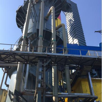 皓辰  玻璃钢喷淋脱硫塔  用于电站 冶炼 制药等行业  价格电议图片