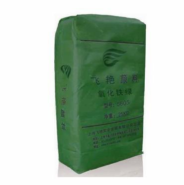上海飞艳  氧化铁绿F5605  用于油漆 橡胶 塑料 建筑材料等  价格电议图片