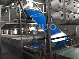 DN1500L型FRP胶衣涂层板材设备图片