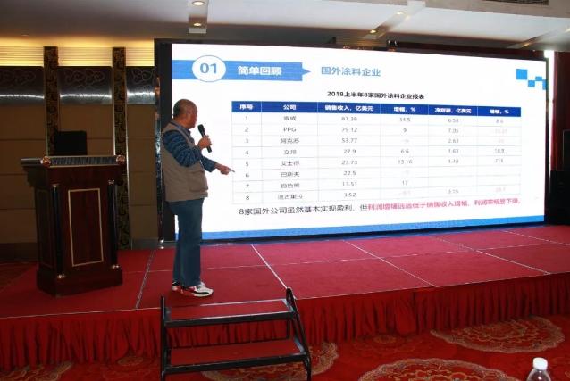 """""""2018涂料产业清洁生产与环保涂料峰会""""在南京成功举办!"""
